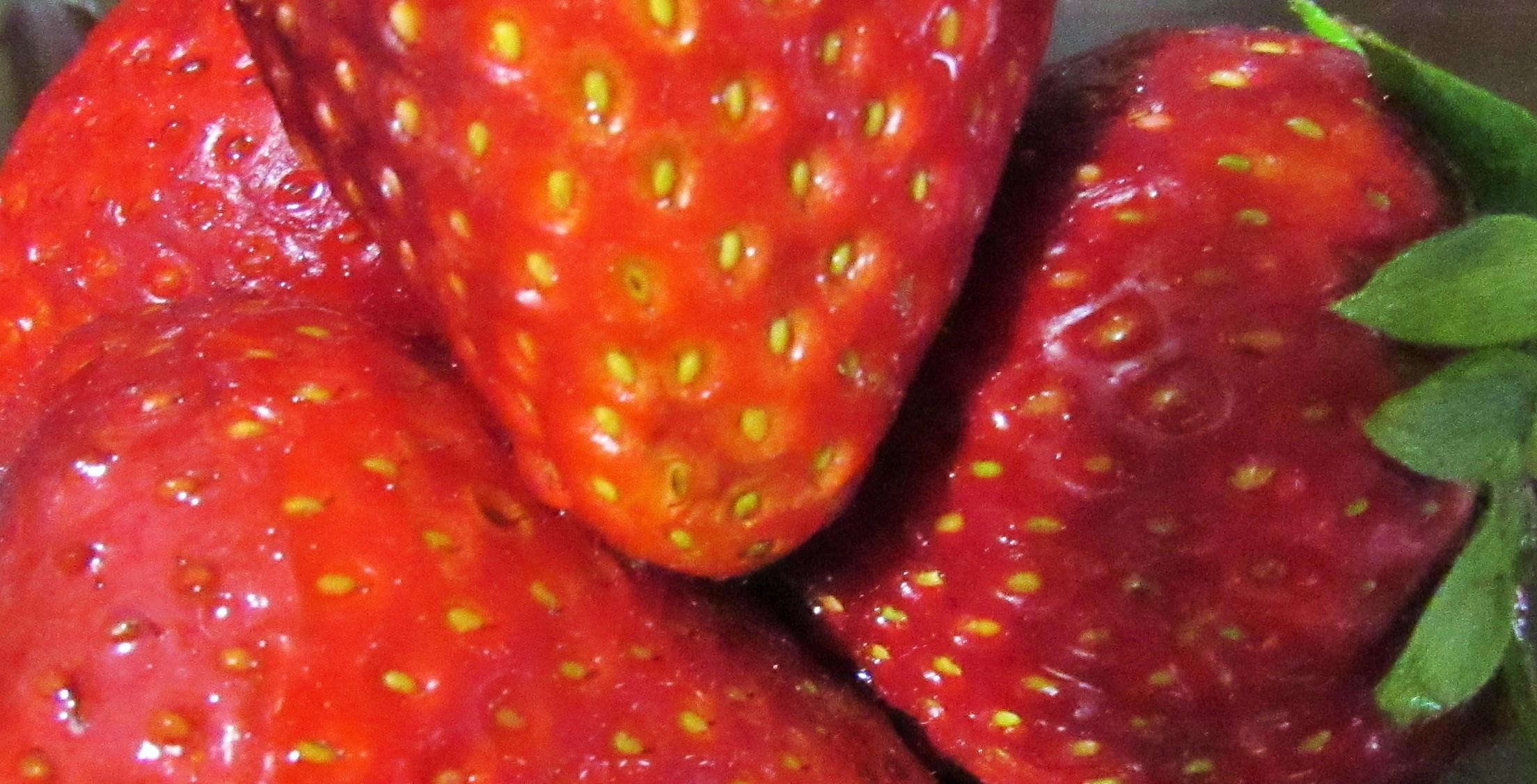 strawberry moon - HD2208×1127