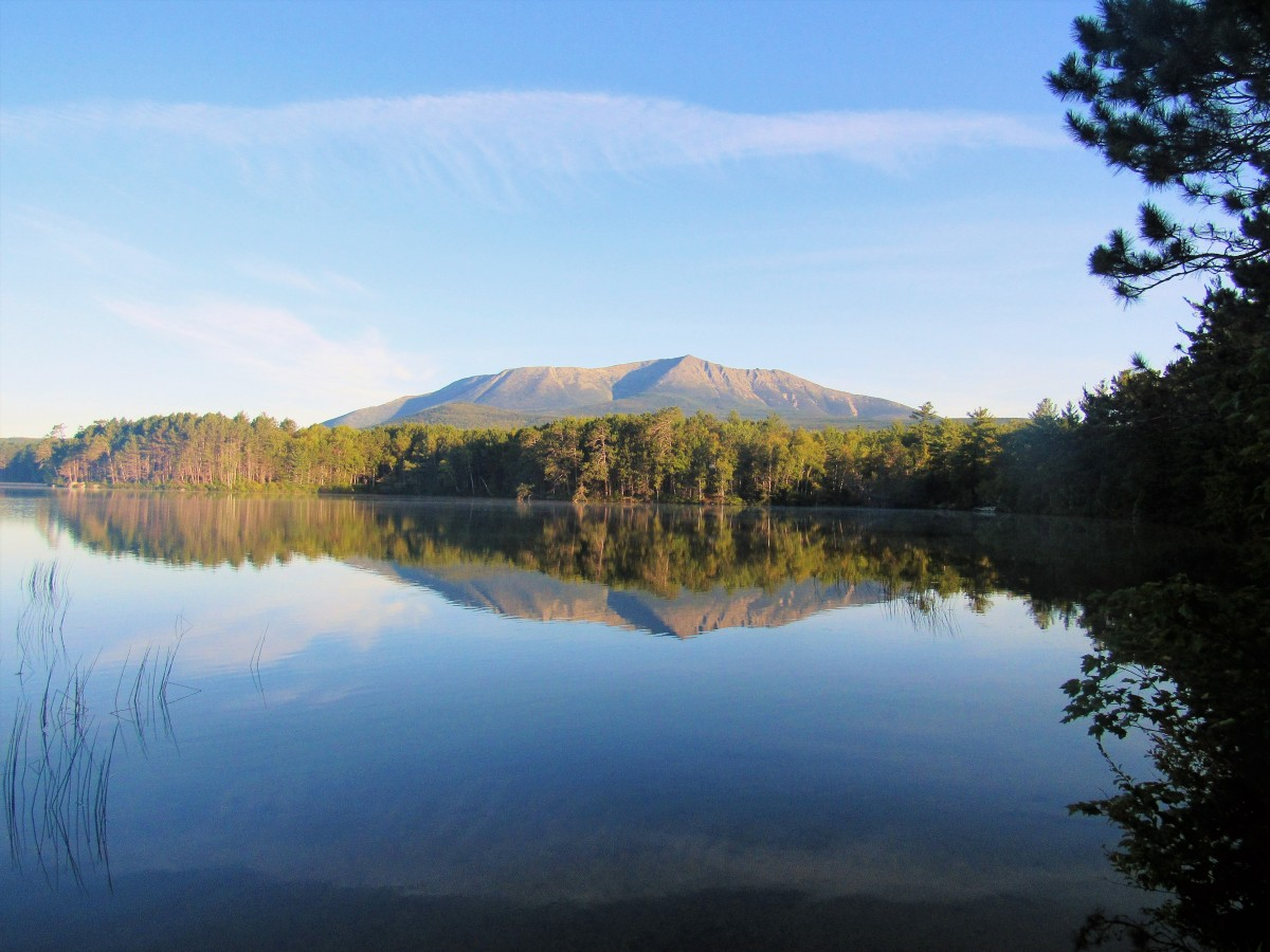 Journey to Katahdin's Summit